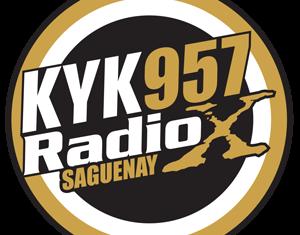 Entrevue à KYK Radio X (95.7)