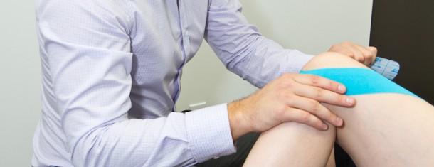 Étude sur l'efficacité du kinésiotaping pour les douleurs à l'épaule
