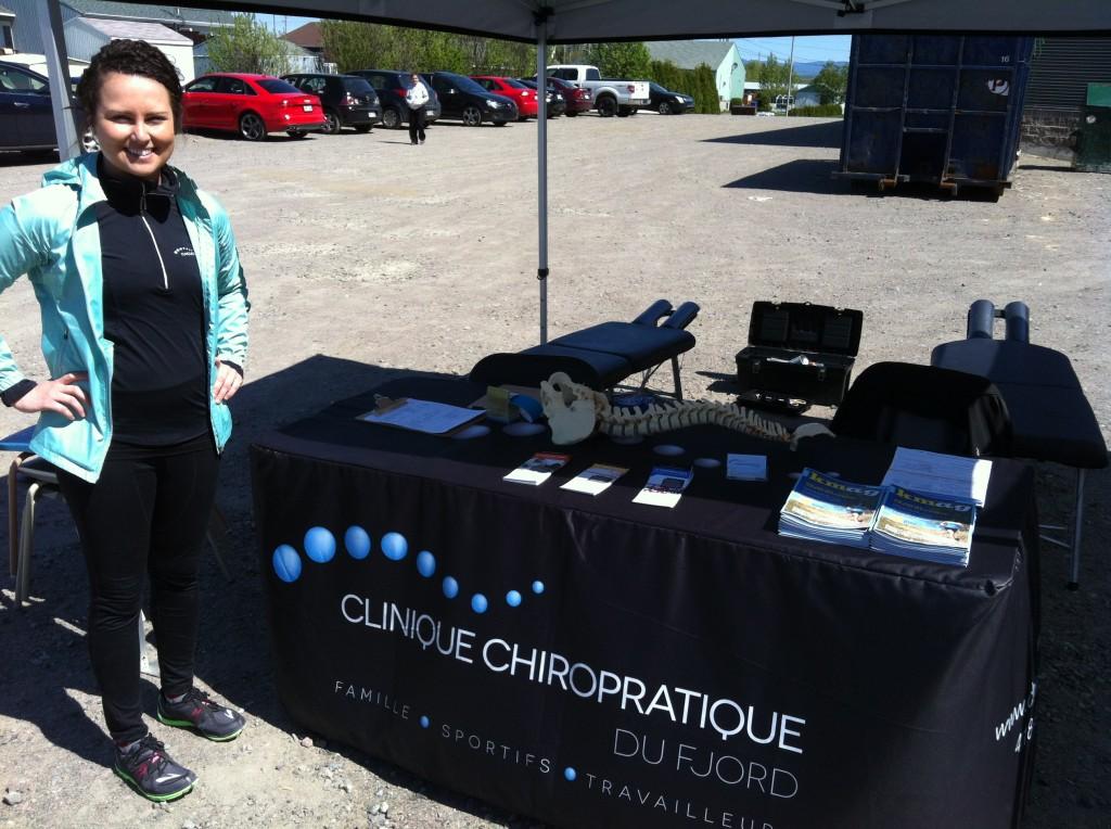 Crossfit Saguenay - Clinique Chiropratique Du Fjord