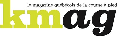 KMag-Le magazine québecois de la course à pied- Maintenant disponible à la clinique!