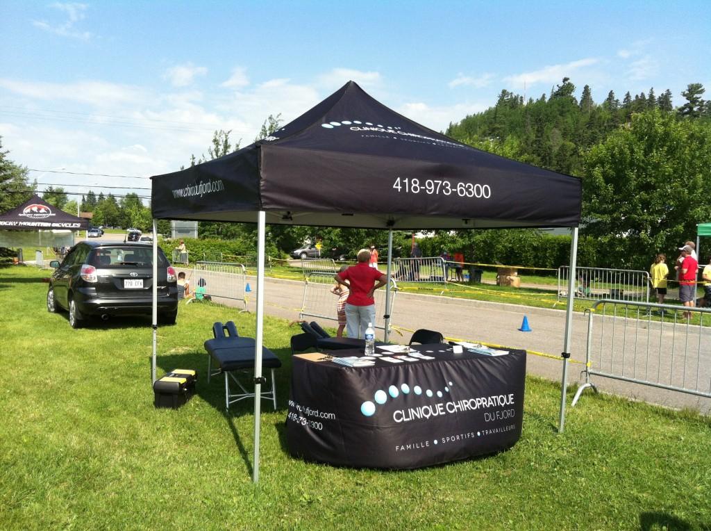 Clinique Chiropratique Du Fjord - Triathlon Du Saguenay 2013
