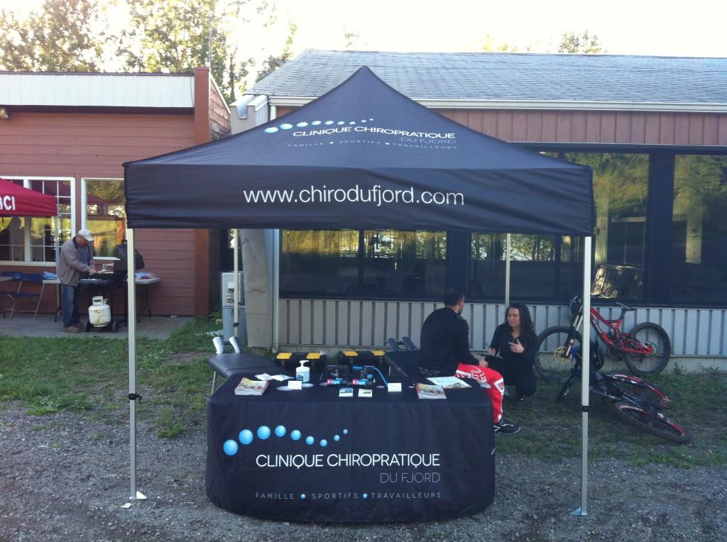 Clinique chiropratique du fjord - De vinci global racing